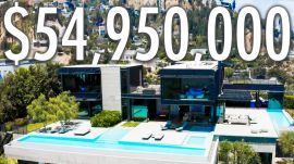 Inside A $55M Mansion With A 15-Car Auto Gallery