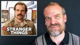 David Harbour Breaks Down His Most Iconic Characters