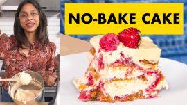 Samantha Makes Icebox Cake
