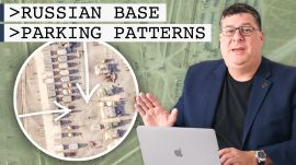 Spy Satellite Expert Explains How to Analyze Satellite Imagery