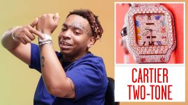 Lil Gotit Shows Off His Insane Jewelry Collection