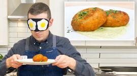 Recreating Emeril Lagasse's Crabcakes from Taste