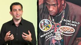 Jewelry Expert Critiques Travis Scott's Jewelry Collection