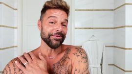 Ricky Martin Reveals His Daily Skin-Care and Wellness Routine