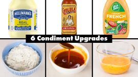Pro Chefs Upgrade 6 Classic Condiments