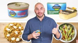 Making Breakfast Lunch & Dinner For Under $12 With Canned Seafood