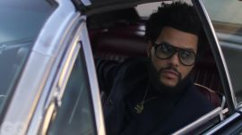 Behind the Scenes of The Weeknd's Global Cover Shoot
