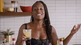 Chrissy Tracey Makes The Grand Margarita