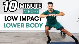 10-Minute Low Impact Lower Body Workout