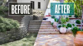 $60K L.A. Backyard Transformation By A Pro Designer