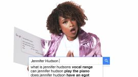 Jennifer Hudson Answers the Web's Most Searched Questions