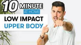 10-Minute Low Impact Upper Body Workout