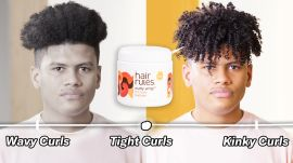 How to Manage and Style Curly Hair (3 Types)