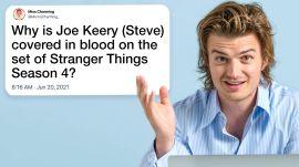 Joe Keery Goes Undercover on Reddit, Twitter, and YouTube