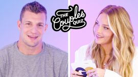 Rob Gronkowski & Camille Kostek Ask Each Other 37 Questions
