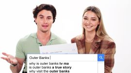 Outer Banks Cast Answer the Web's Most Searched Questions