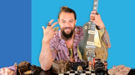10 Things Jason Momoa Can't Live Without