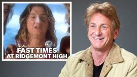 Sean Penn Breaks Down His Most Iconic Characters