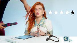 Bella Thorne Tests Beauty Gadgets