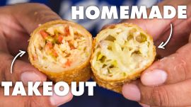 Perfect Egg Rolls: Homemade vs Takeout