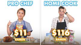 $116 vs $11 Ramen: Pro Chef & Home Cook Swap Ingredients