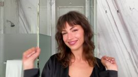 Úrsula Corberó Breaks Down Her Perfectly Pink Makeup Routine