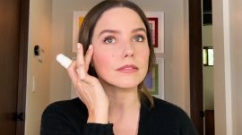 Sophia Bush's 10 Minute Beauty Routine For Brows & Under Eyes