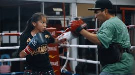 A 12-Year-Old Boxing Champion and Her Road to Olympic Gold