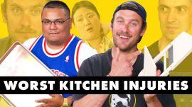 Pro Chefs Tell Their Worst Kitchen Injury Stories