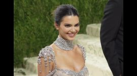 Watch Kendall Jenner Get Ready For the Met Gala