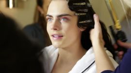 """Cara Delevigne Almost """"Burst Into Tears"""" When She Saw Her Met Gala Look"""