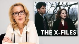 Gillian Anderson Breaks Down Her Career, from 'The X-Files' to 'The Crown'
