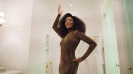 How Keke Palmer Channeled Diana Ross on the Met Gala's Red Carpet