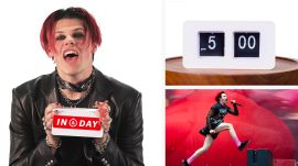 Everything YUNGBLUD Does In a Day On Tour