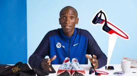 10 Things Marathoner Eliud Kipchoge Can't Live Without