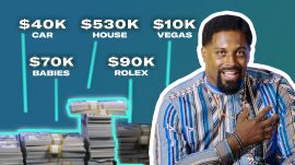 How Cam Jordan Spent His First $1M in the NFL