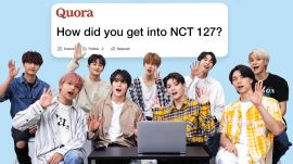 NCT 127 Goes Undercover on YouTube, Twitter and Instagram
