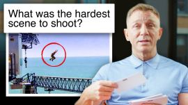 Daniel Craig Answers Questions About James Bond 007