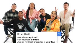 On My Block Cast Answer the Web's Most Searched Questions