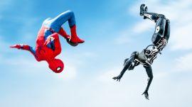 How Disney Designed a Robotic Spider-Man