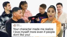 'On My Block' Cast Competes in a Compliment Battle