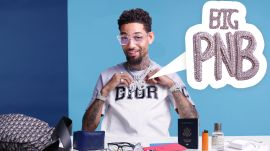 10 Things PnB Rock Can't Live Without