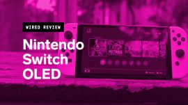 Review: Nintendo Switch OLED