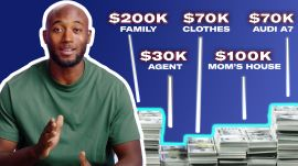 How New York Giants' James Bradberry Spent His First $1M