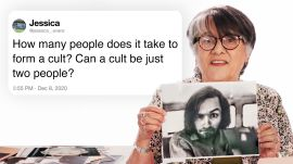 Former Cult Member Answers Cult Questions From Twitter