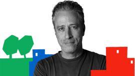 Jon Stewart on Trump, Cancel Culture, and Optimism