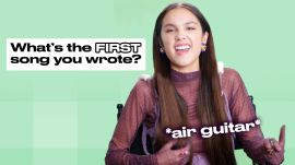 Olivia Rodrigo Shares Her First Song Written for Sour, First Time Onstage & More