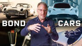 Every James Bond Car Explained