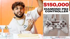 Leo Frost Shows Off His Insane Jewelry Collection   On the Rocks