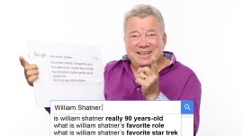 William Shatner Answers the Web's Most Searched Questions